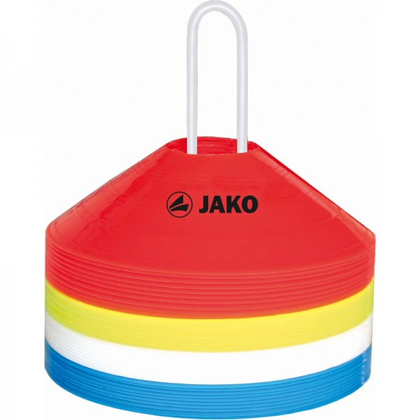 Markierungshütchen 40er-Set - 4 farbig