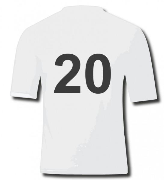Rückennummer