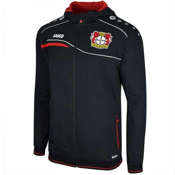 Bayer 04 Leverkusen Einlaufjacke m. Kapuze