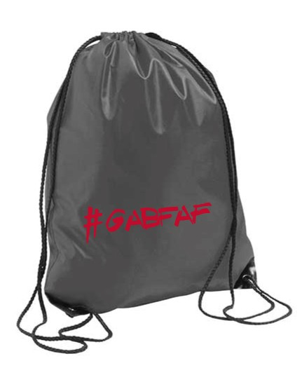 #GABFAF Gymbag