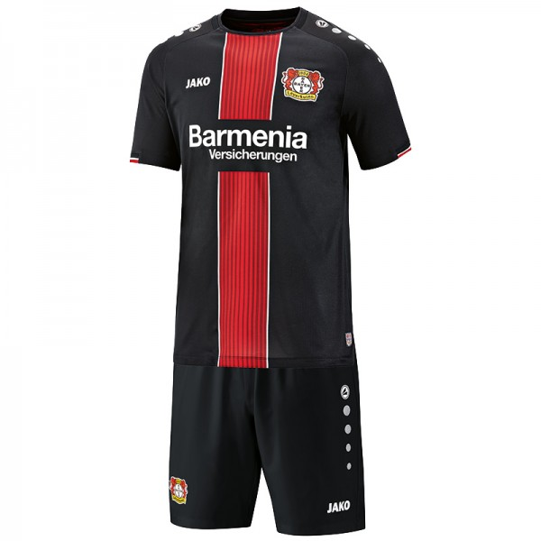 Bayer 04 Leverkusen Babyset Home